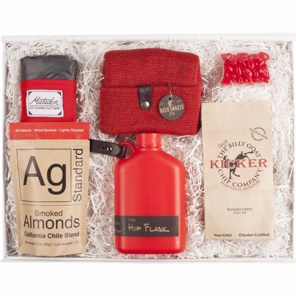 Hooray For The Crimson & Gray Gift Set