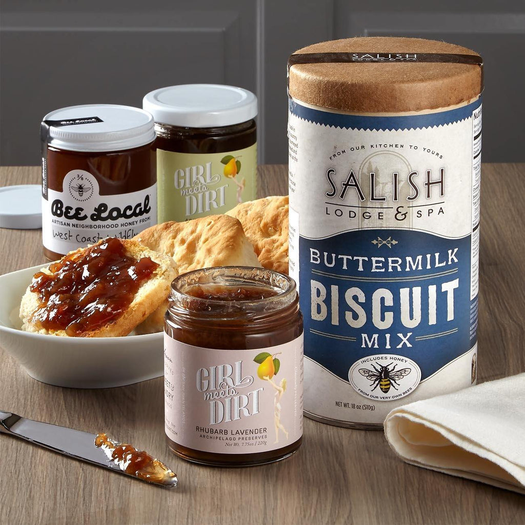 Country Breakfast Essentials Gift Set