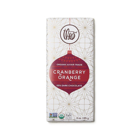 Cranberry Orange Chocolate Bar
