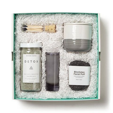 Daily Detox Spa Gift Set