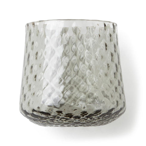 Handblown Whiskey Glass Diamond