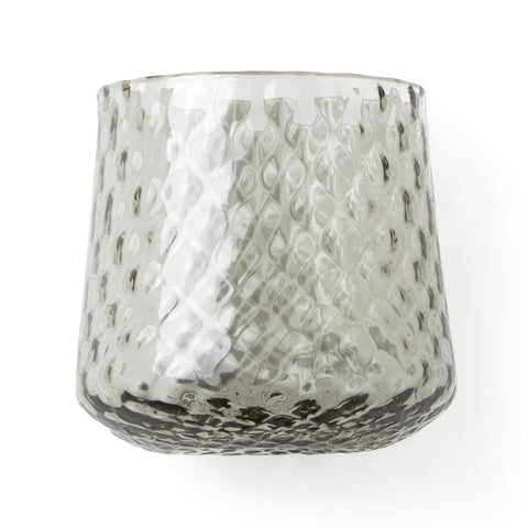 Handblown Whiskey Glass - Diamond
