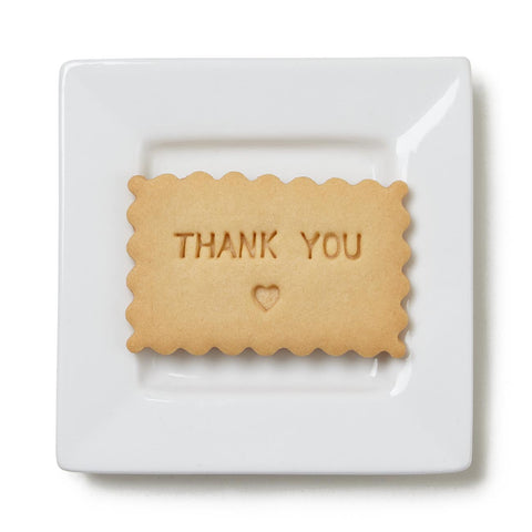 Thank You Shortbread Cookies
