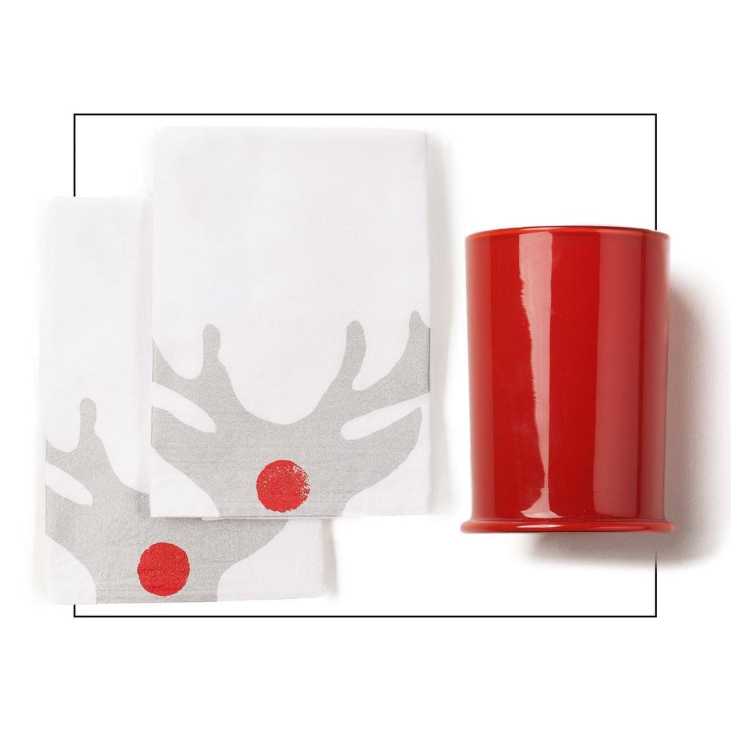 My Dinner With Rudolph Gift Set
