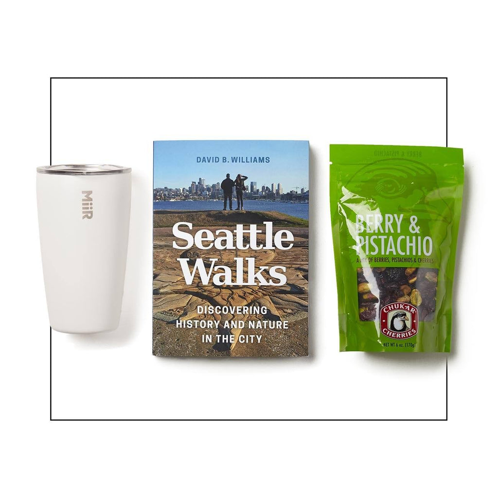 Discover Seattle Gift Set