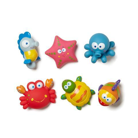 Playful Bath Squirties Toys For Baby Bubble Bath