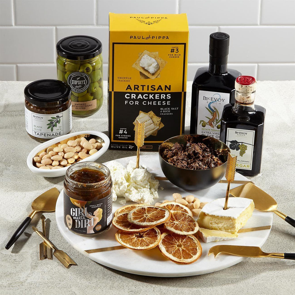 Epic Cheese Course Gift Set