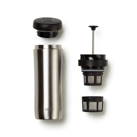 Stainless Steel Travel French Press