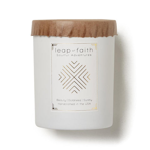 Leap of Faith Candle