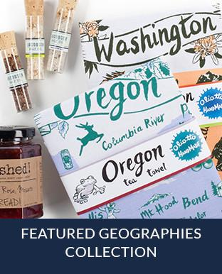 Featured Geographies Tile Gift Set