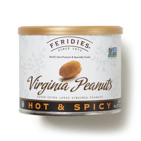 Hot & Spicy Virginia Peanuts