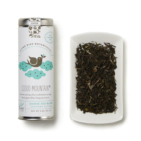 Cloud Mountain Loose Leaf Green Tea