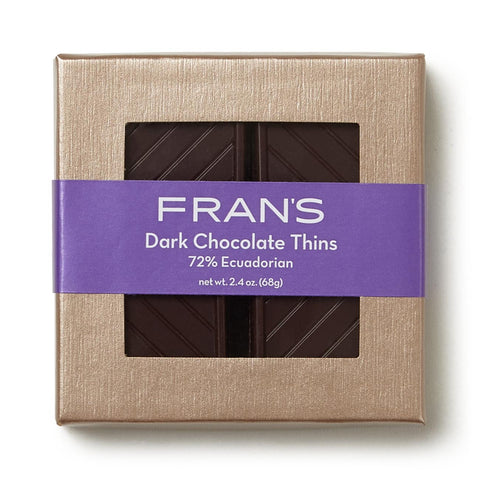 Dark Chocolate Thins