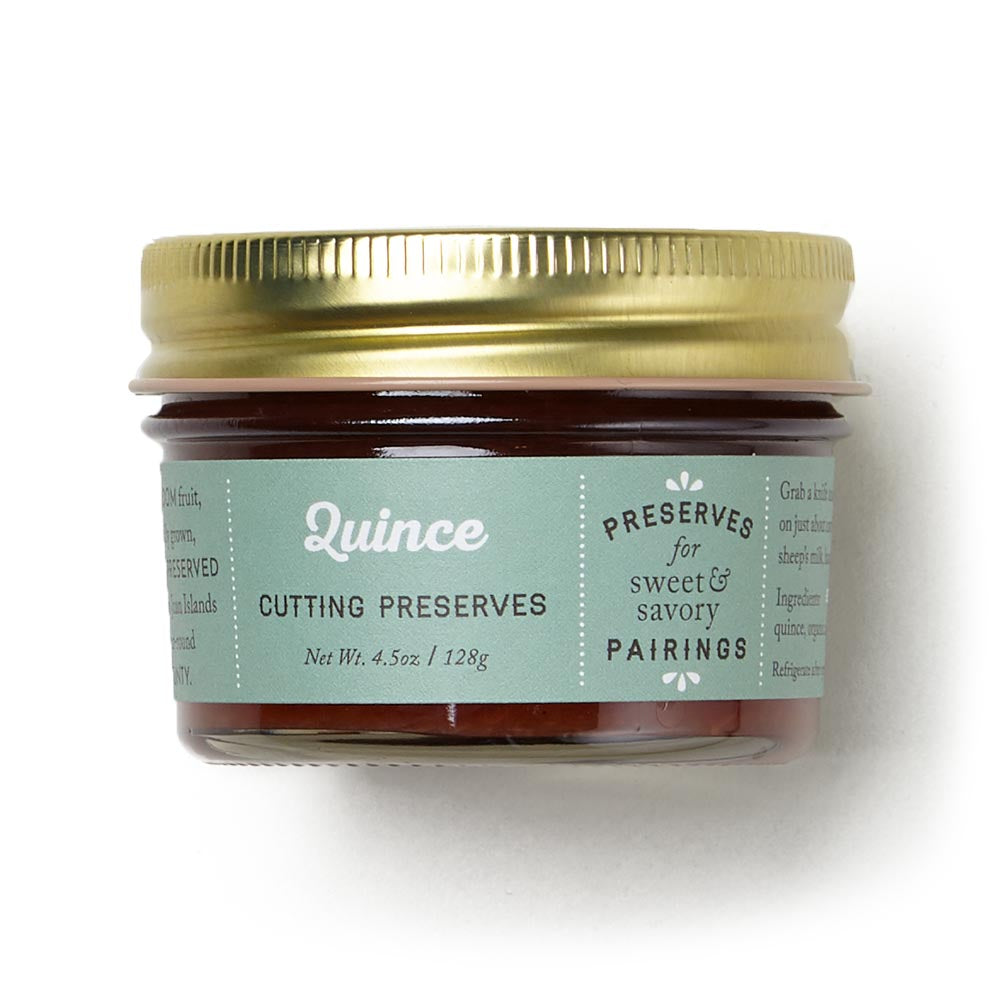 Quince Cutting Preserves