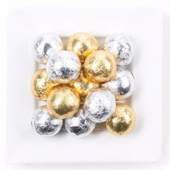 Gold & Silver Chocolate Balls Gift Set