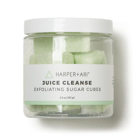 Exfoliating Sugar Cubes - Juice Cleanse
