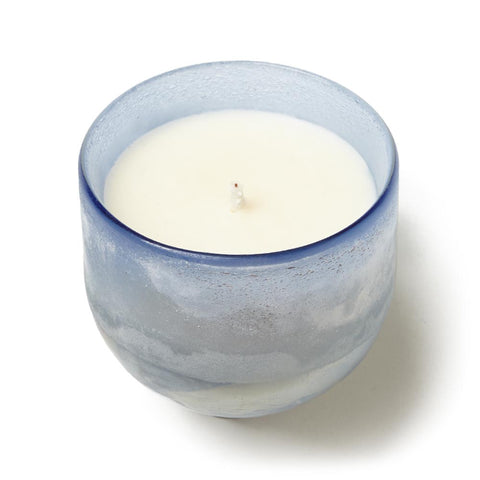 Frosted Glass Candle - Citrus Crush