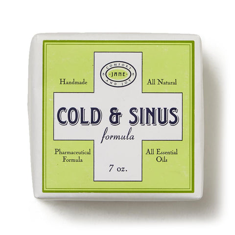 Cold & Sinus Bath Cube