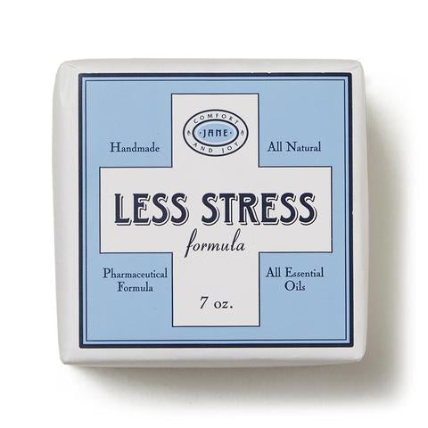 Jane Inc. Less Stress Bath Cube, 7 oz