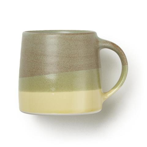 Kinto Moss Green Double Glazed Mug