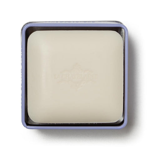 Lavender Travel Soap Tin