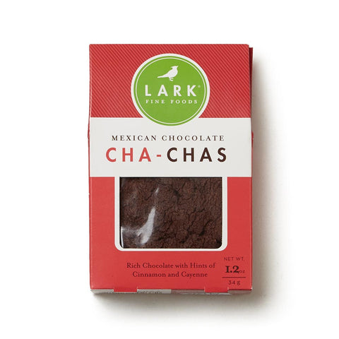 Mexican Chocolate Cha-Chas, 1.2 oz