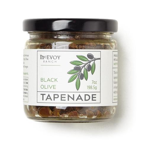 McEvoy Ranch Black Olive Tapenade