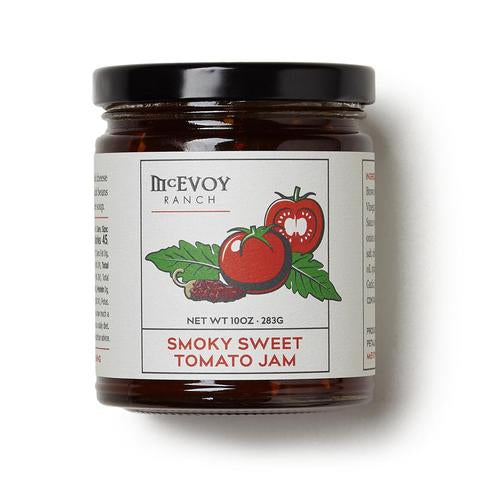 McEvoy Ranch Smoky Sweet Tomato Jam, 10 oz