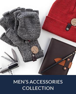 Men's Accessories Tile Gift Set