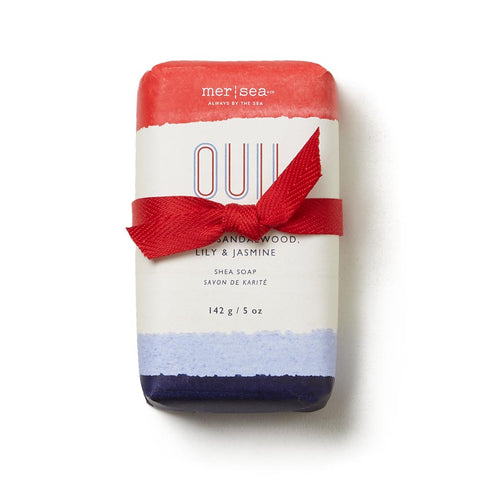 OUI! Shea Bar Soap