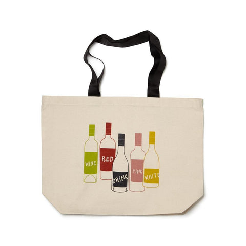DRINK Recycled Tote
