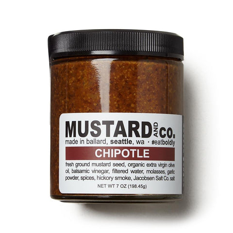 Gourmet Mustard - Chipotle