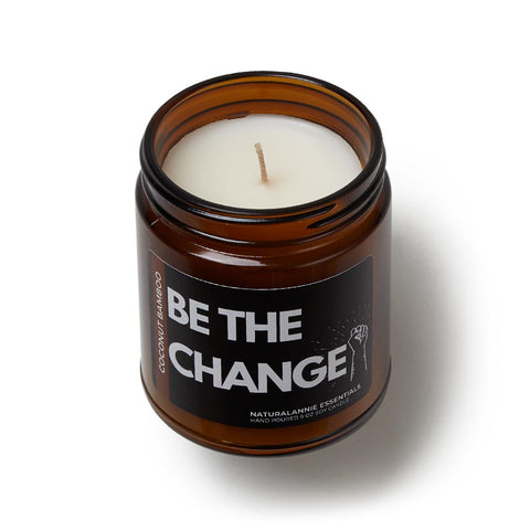 Be The Change Candle
