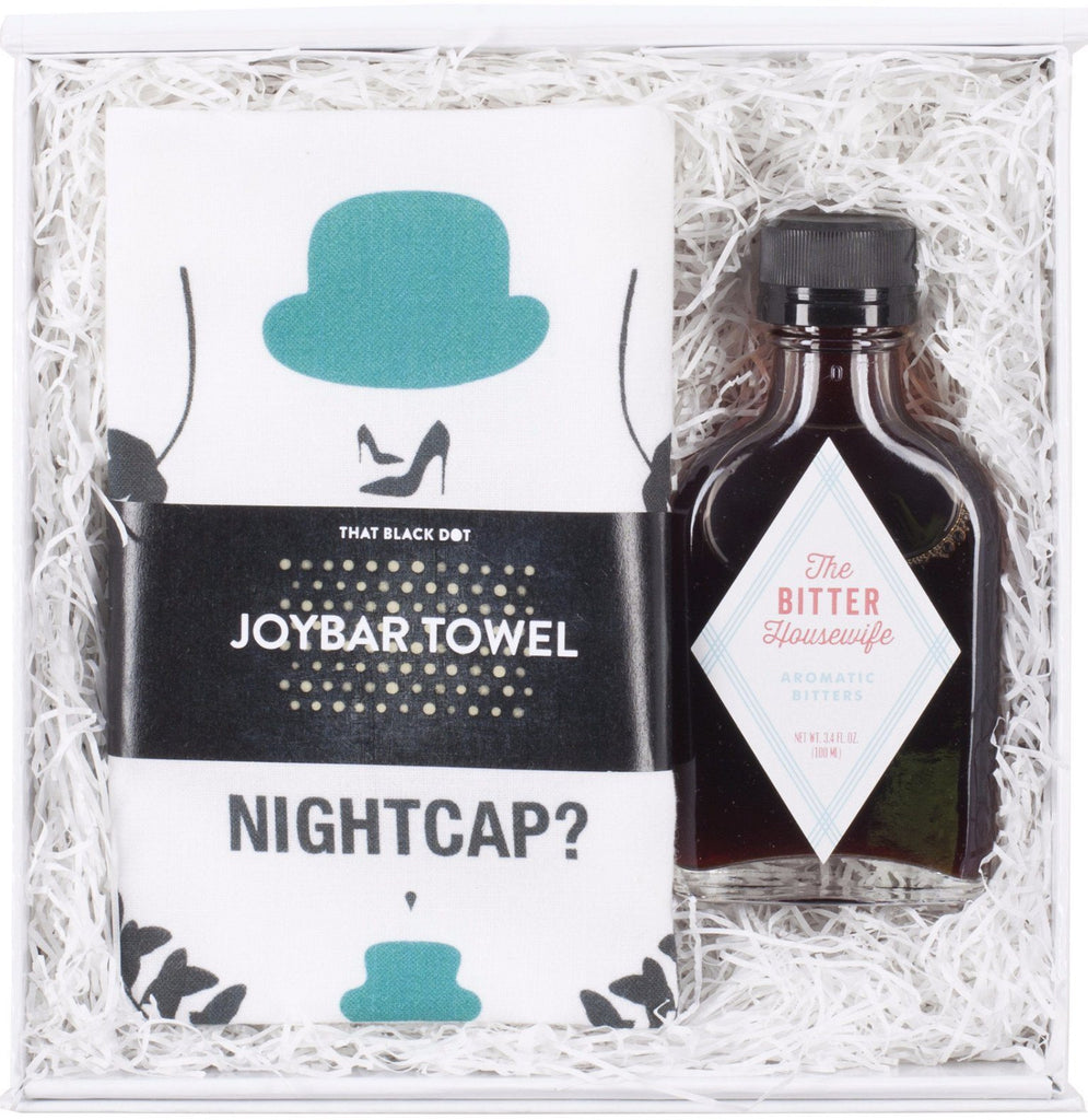 Nightcap With A Twist Gift Set Gift Set