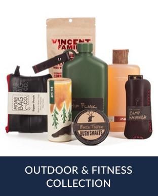 Outdoor & Fitness Collection Gift Set