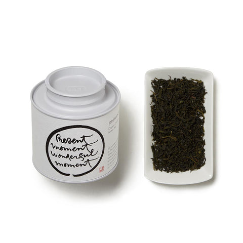 Presence Organic Chinese Loose Leaf Green Tea