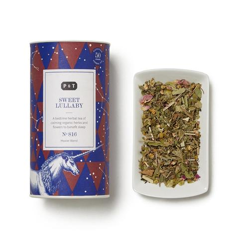 P & T Sweet Lullaby Herbal Loose Leaf Tea, 1.8 oz canister