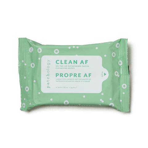 Clean AF Cleansing Wipes