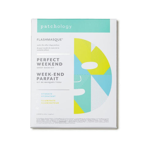 Perfect Weekend Sheet Mask Kit