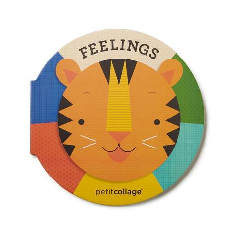 Feelings Board Book, 12 pages, 9.5