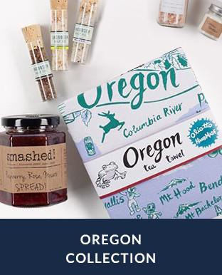 Oregon Tile Gift Set