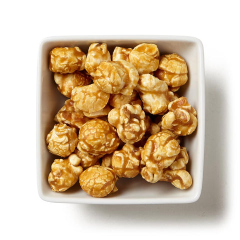 Salted Caramel Popcorn Snack Bag