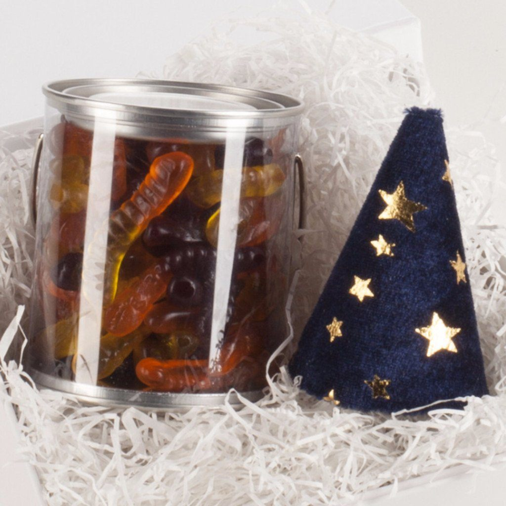 Wigglin' Wizards Halloween Favor