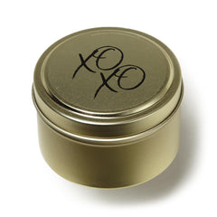 Prosperity Candle - XOXO CELEBRATION TIN CANDLE
