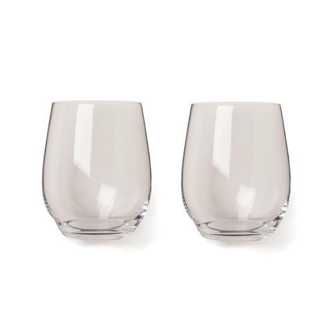 Set Of Riedel Viognier / Chardonnay Tumblers