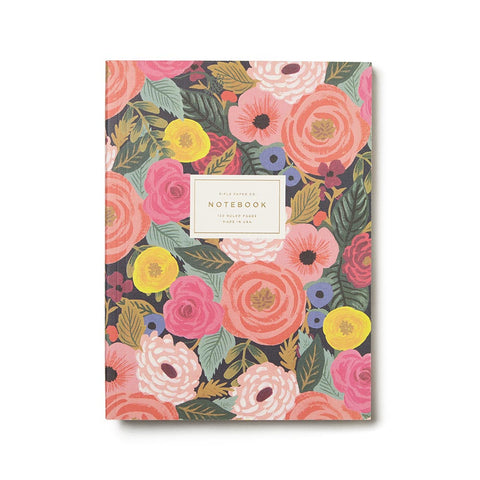 Juliet Rose Notebook