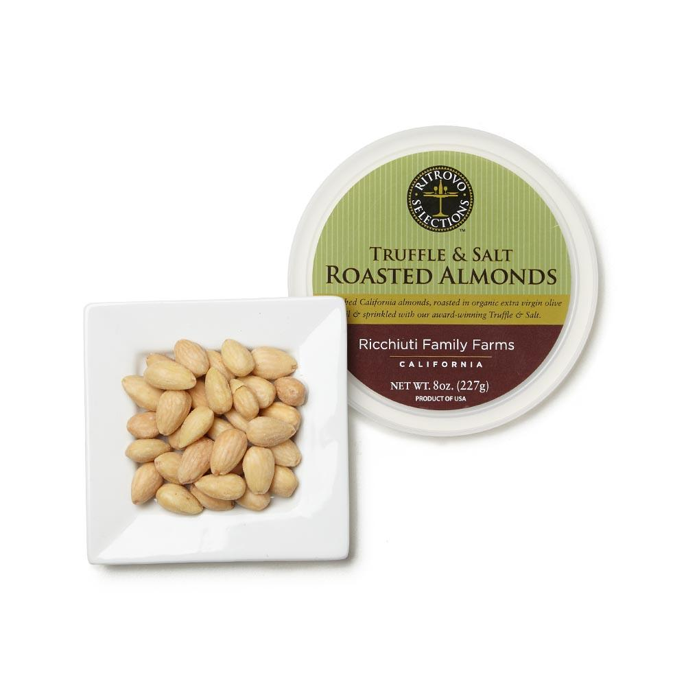 Truffle & Salt Almonds