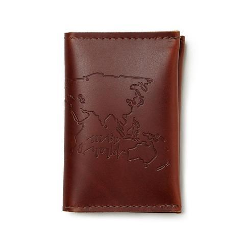 Rustico Grant Passport Wallet