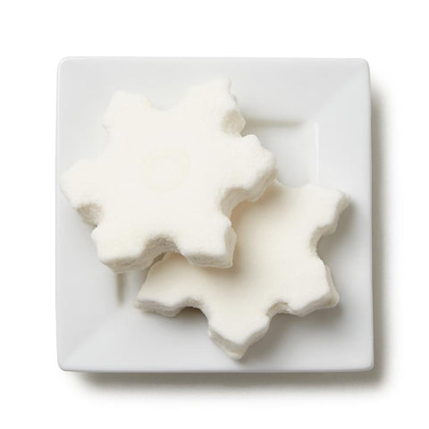 Snowflake Marshmallow Toppers