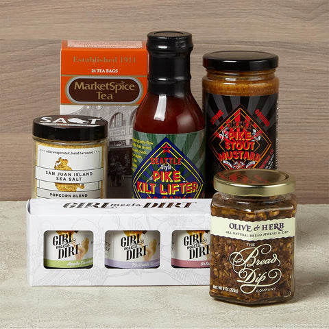 Seattle Flavor Gift Set
